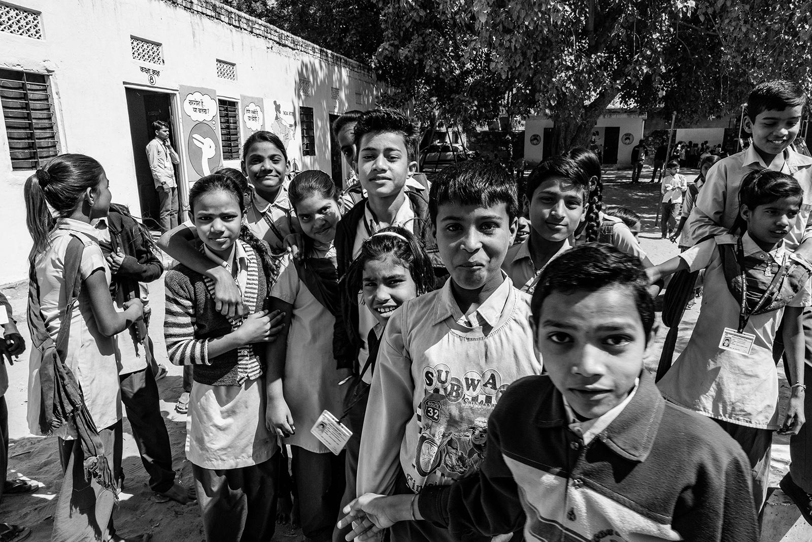 Charity at Akshya Patra